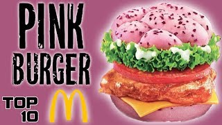 Top 10 Discontinued Fast Food Items We All Miss - Part 3
