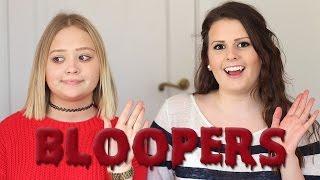 BLOOPERS | Halloween edition med Emilie Brynildsen