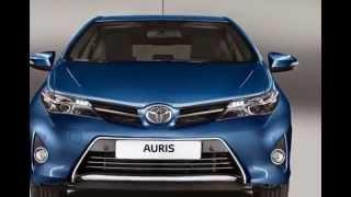 Новинка Toyota Auris. Короткая видео презентация!
