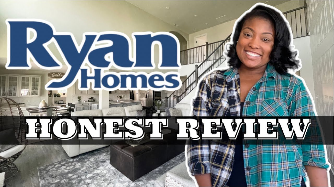 90 Day Update   Building With Ryan Homes   Ryan Homes Review   My New Construction Home Journey