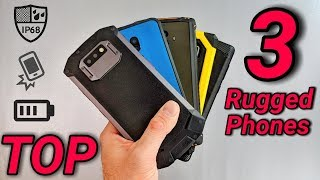 TOP 3 Best Budget Rugged Phones in 2019
