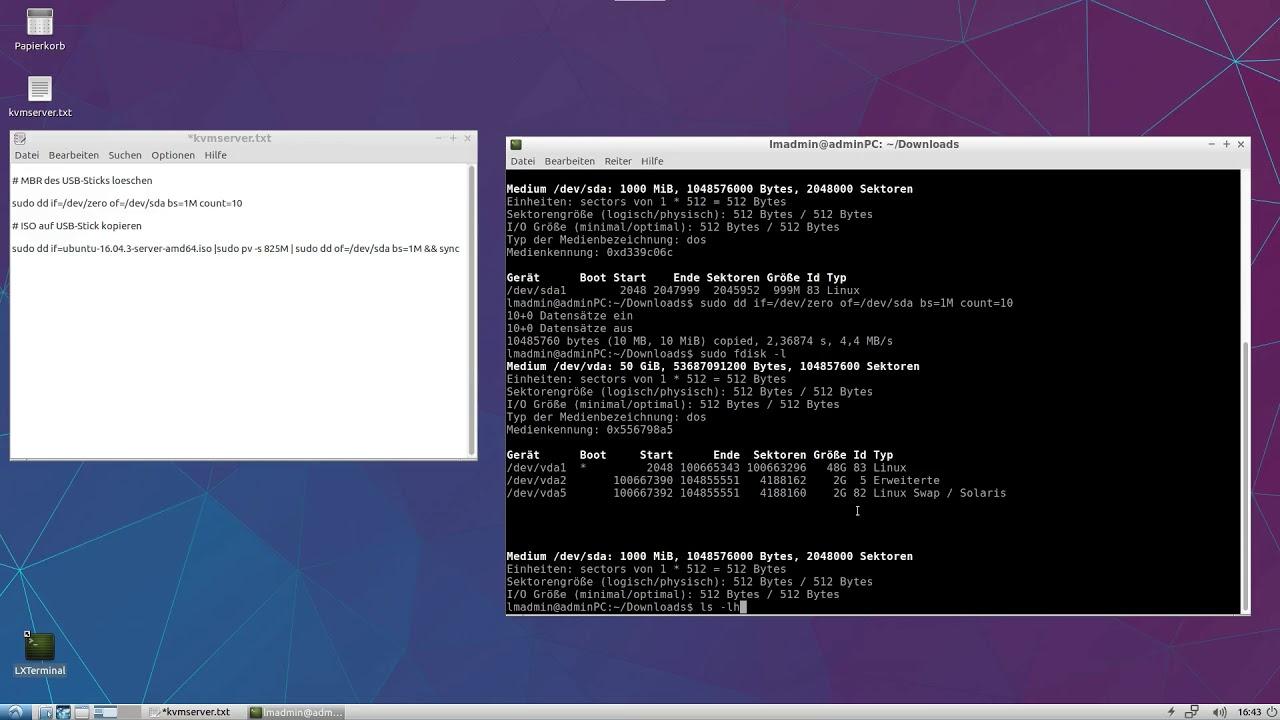 Virtualisierung über KVM — linuxmuster net 7 0 beta