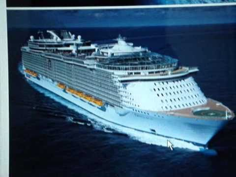 Oasis of the Seas Mobile Maritime Station op XE1EMX Amateur Radio Communications