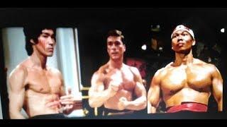 Bolo Yeung el ÚNICO que se PELEÓ con Bruce lee y Van Damme