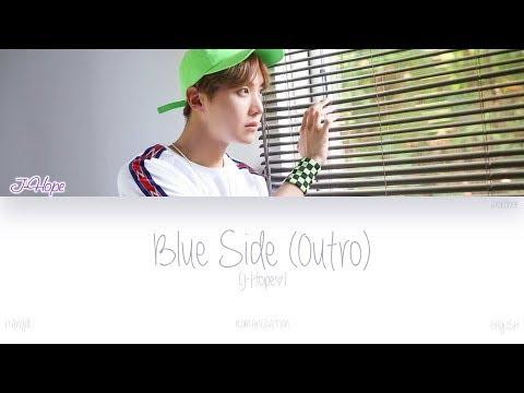 [HAN ROM ENG] J-Hope (제이홉) - Blue Side (Outro) (Color Coded Lyrics)
