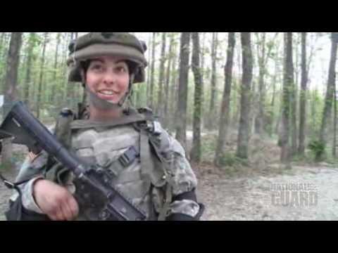National Guard Basic Training