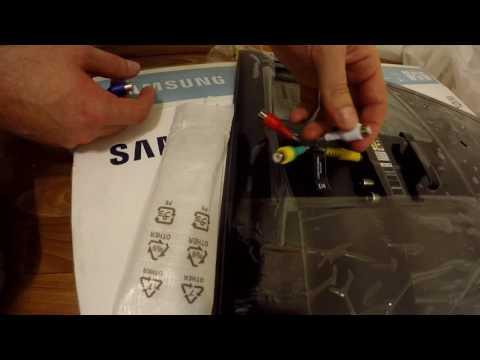 видео: Обзор Телевизор samsung ue32k5500
