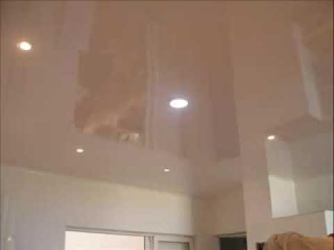 Plafond Pvc With Poser Du Lambris Pvc Au Plafond Video.