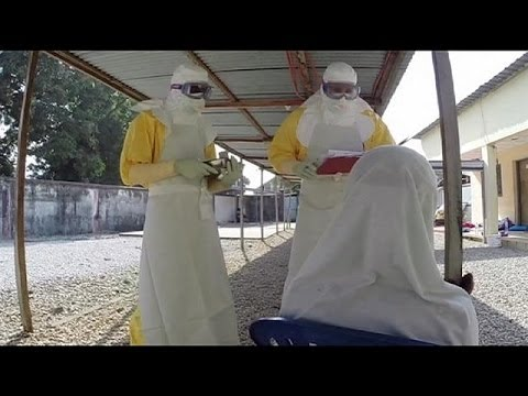 Ebola now out of control in West Africa as WHO fears cross border contamination