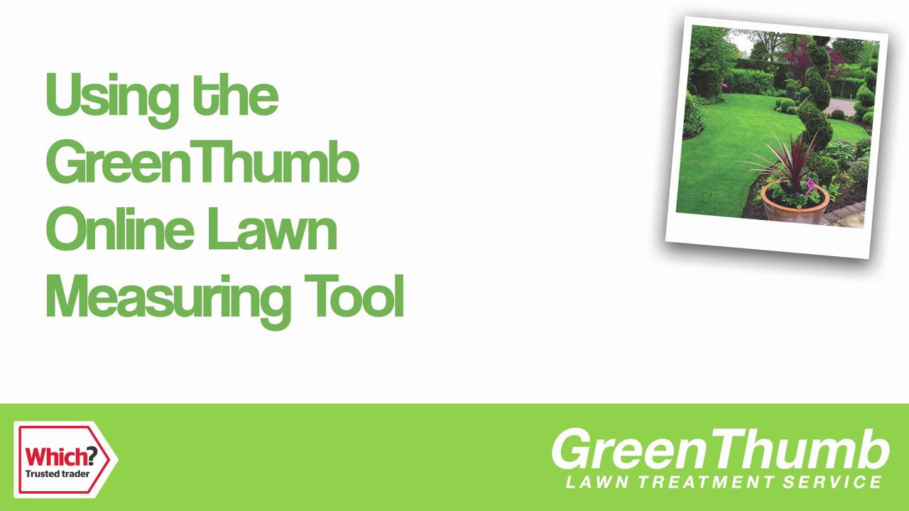 Measure Your Lawn Online - Your Local Lawn Care Specialists - GreenThumb
