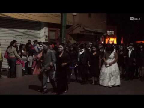 Desfile de catrinas, Pénjamo 2016