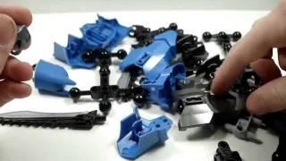 Lego Superheros Dc Ultrabuild Batman Review