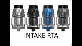 Intake RTA by Mike Vapes Augvape