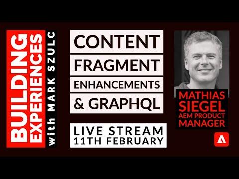 Episode 12 - Go Headless with AEM Content Fragment Enhancements & GraphQL