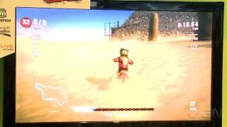 Avatar Motocross Madness Gameplay - Desert Racing - E3 2012