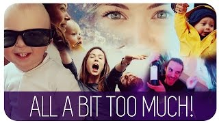 ALL A BIT TOO MUCH! | HANNAH MAGGS