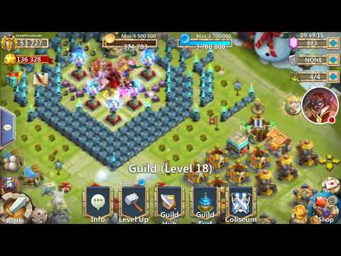 Castle Clash Buying The Anniversary Pack On Multiple Accounts