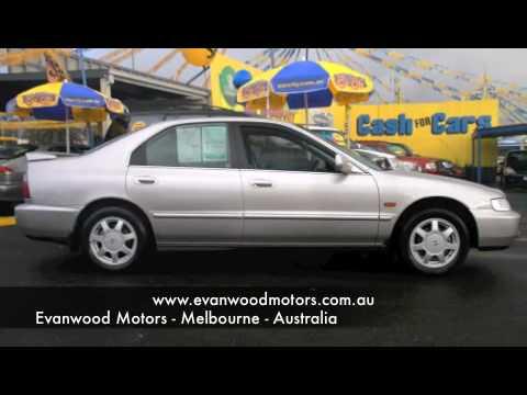 1996 Honda Accord Vti S 20th Anniversary Youtube