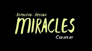 Miracles (Someone Special) | Coldplay | Orchestra Cover | Lyrics Video |