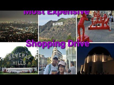 #Bengali Vlog | Rodeo Drive | HOLLYWOOD SIGN | Griffith Observatoryতে মন তৃপ্ত | Illuminated LA
