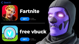 the worst fortnite moḃile scams…