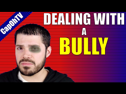 The Best Way to Deal with a Bully || Dealing with Bullies at School, at Work, and Beyond