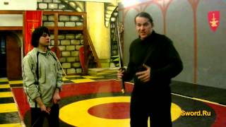 видео Секретные удары в фехтовании