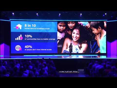 AWS re:Invent 2018 - Global Partner Keynote