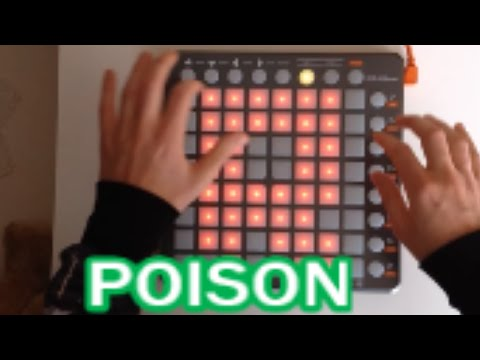 Martin Garrix - Poison  Launchpad Cover  Cover by ASTRO