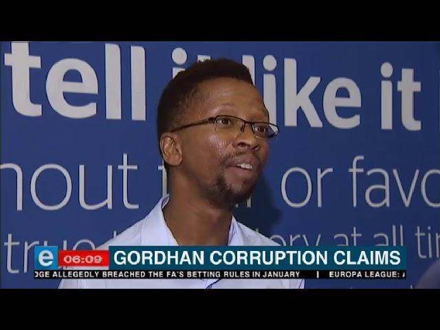 Gordhan corruption claims