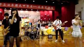 溫柔   江翠國中第32屆畢業典禮樂團