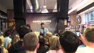 1 Introduction By Dan Reynolds Imagine Dragons Independent Records Denver 8 31 2012