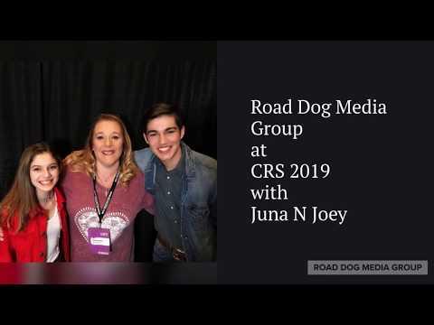 Road Dog Media Group at CRS with Juna N Joey