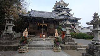 일본 3대 수성 나카쓰성 렌트카 가족여행 Fukuoka…