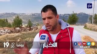 الاحتلال يسيطر على أراضي قرية الولجة وتهجر أهلها وتدمر منازلهم - (1-2-2018)