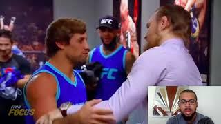 When Conor McGregor Loses Control Reaction video