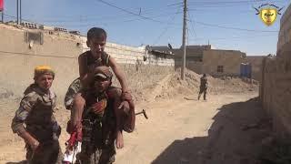 تحرير عدد كبير من المدنيين من داخل أحياء مدينة الرقة