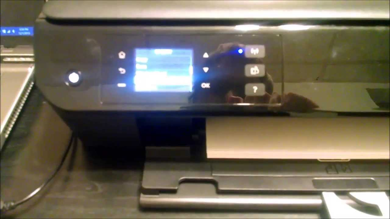 Hp Envy 4501 E All In One Printer Full Review Youtube