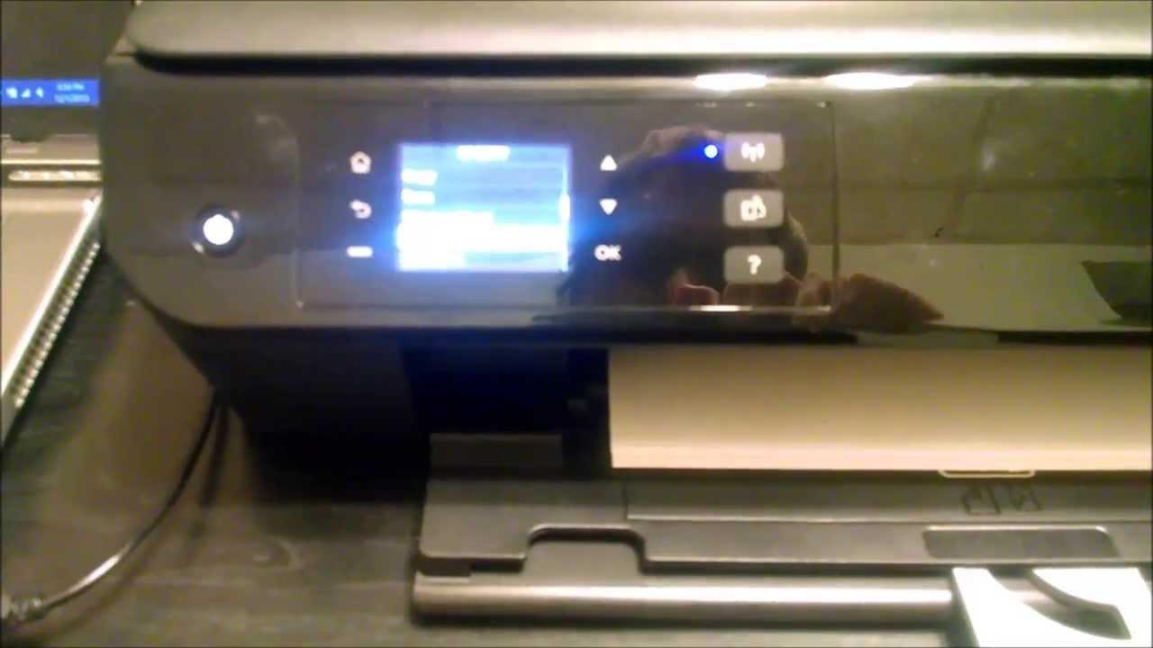 Hp Envy 4501 E All In One Printer Full Review Youtube