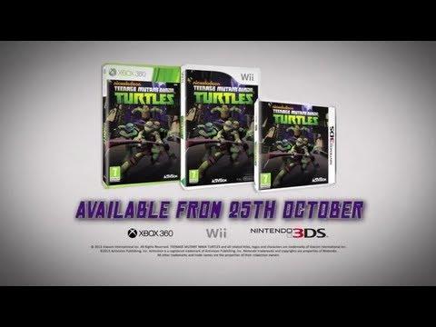 Nickelodeon Teenage Mutant Ninja Turtles FULL GAME  % ...