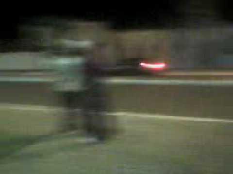 Flagra de assalto em gangue em SP *2012