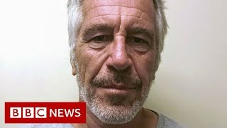 Jeffrey Epstein: Questions raised over disgraced financier's death - BBC News