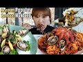 까니짱 야외먹방|용인 신봉동 맛집! 연평도 해물탕에서 해물찜도 먹고 전복회도 먹고!