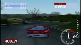 Colin Mcrae Rally 2.0 PC - 7nd stage Italy