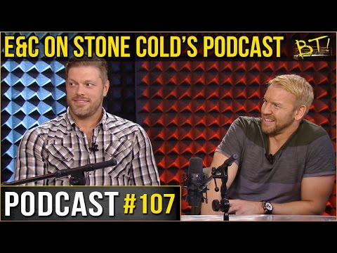 Edge & Christian on The Stone Cold Podcast - WWE Podcast #107