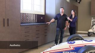 Michael Andretti ORG Home Garage Makeover Thumbnail