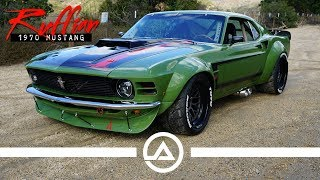 Radical 625 hp Widebody '70 Ford Mustang
