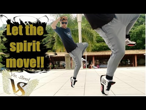 Quantic - Transatlantic / Coreografia: Let the spirit move!!