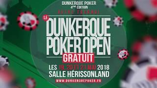 Dunkerque Poker Open 2018 - Trailer