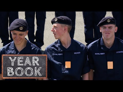 This Is Royal Navy Sailor School | Yearbook